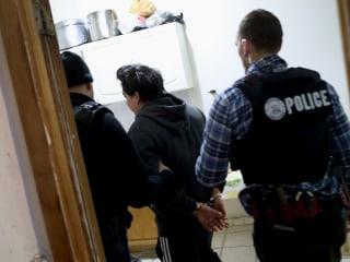 ICE raids begin at a slow pace as immigrants, advocates brace for their arrival