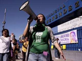 A young Salvadoran woman accused of abortion faces retrial, hefty sentence