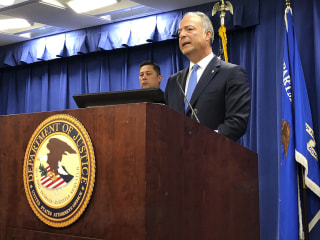 Feds charge 22 linked to MS-13 slayings, racketeering in Los Angeles