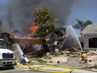 At least 1 dead, 15 injured in gas explosion at California home