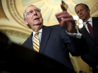 McConnell on Trump vs Squad feud: Everyone should 'lower the incendiary rhetoric'