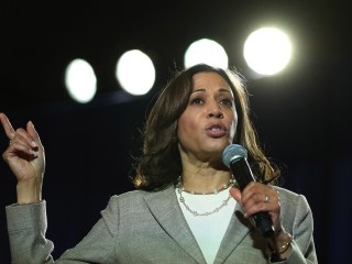 Kamala Harris overtakes Joe Biden in new California poll