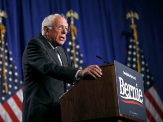 Bernie Sanders hits back at 'Medicare for All' critics in speech