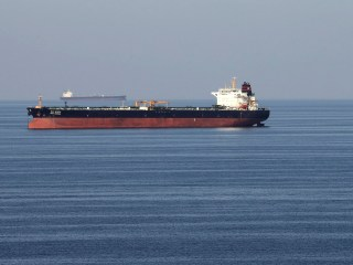 Iran seizes foreign oil tanker in Strait of Hormuz, state TV reports