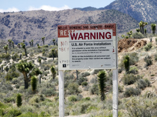 As Area 51 raid becomes a joke online, the U.S. Air Force issues a real warning