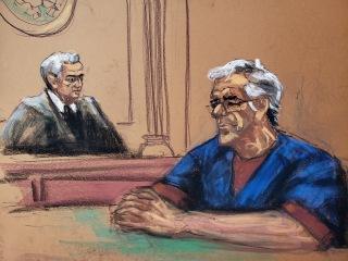 Jeffrey Epstein denied bail, must remain behind bars until sex trafficking trial