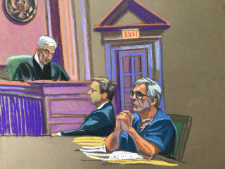 Jeffrey Epstein was served court papers shortly before he was found injured in jail cell