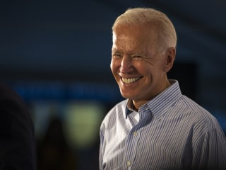 NBC News poll: Biden, Sanders and Warren lead 2020 field
