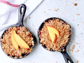 Indulge your sweet tooth with these low-sugar desserts