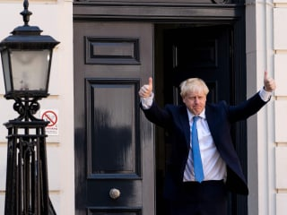 Pro-Brexit Conservative Boris Johnson will be next U.K. prime minister