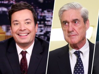 Watch as late night comedians poke fun at Robert Mueller's testimony