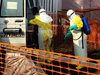 Ebola vaccine hampered by deep distrust in eastern Congo