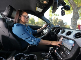 Are high-tech cars too distracting for older drivers?