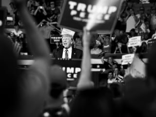 Trump puts minorities in his 'basket of deplorables'