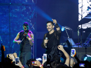 Lebanon music festival cancels show after Christian pressure
