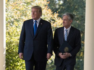 Trade war is at the root of Trump's pursuit of rate cuts
