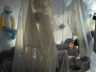 Congo officials say 2nd Ebola confirmed case in city of Goma dies