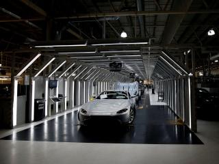Aston Martin shares plunge as James Bond carmaker posts $96M loss