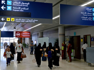 Saudi Arabia law change allows women to travel without male consent