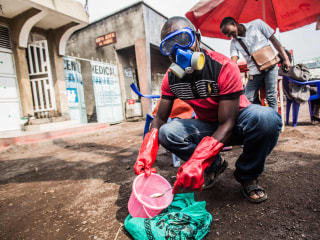 Former U.S. Ebola patients mark 5 years since recovery while new outbreak grips Congo