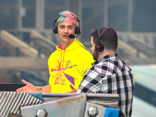 Twitch streamer 'Ninja,' one of the biggest names in Fortnite, is abandoning the platform