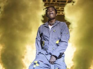 ASAP Rocky returns to Sweden months after assault conviction