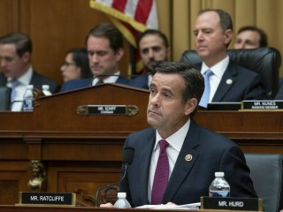 Trump scuttles plan to nominate Ratcliffe as top intelligence official