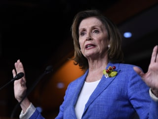 After majority of House Democrats call for impeachment, Pelosi vows Trump 'will be held accountable'