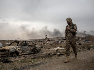 U.S.-backed forces struggling to quell ISIS insurgency in Syria, Iraq: Pentagon report
