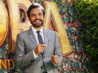 Eugenio Derbez on 'being a kid again' in 'Dora and the Lost City of Gold'