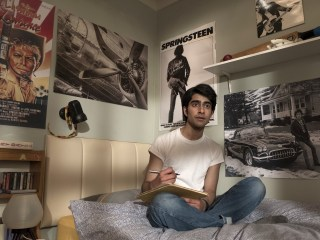 In 'Blinded By The Light,' British Pakistani teen draws on the power of Springsteen's music