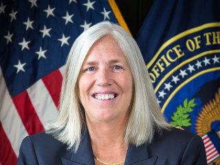 Sue Gordon has resigned as deputy director of national intelligence