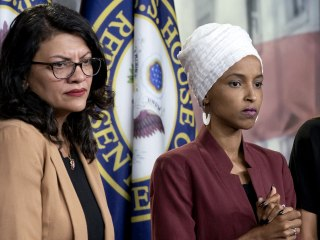 Israel bars Muslim Reps. Omar and Tlaib from visiting the country