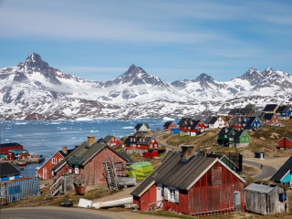 Greenlanders mock reports that Trump wants to buy Greenland
