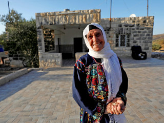 Rep. Rashida Tlaib's grandmother in West Bank still hopes for a visit