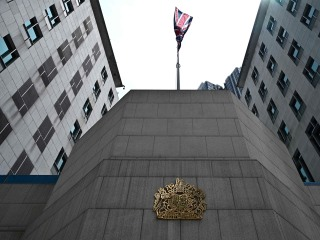 U.K. government 'concerned' as Hong Kong consulate employee detained