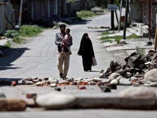 At least 2,300 detained in locked-down Indian-ruled Kashmir