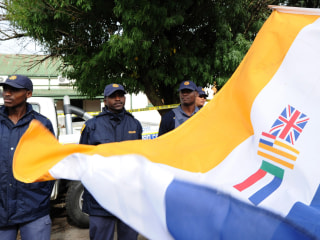 South Africa court: Using apartheid-era flag is hate speech, should be punished