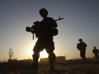 U.S. says two troops killed in combat in Afghanistan