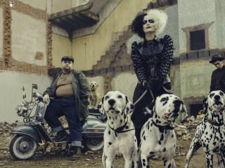 Emma Stone's Cruella de Vil is more punk rock than her animated counterpart