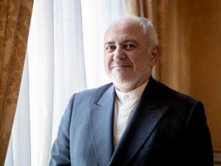 White House officials blindsided by Iranian Foreign Minister Zarif's G-7 appearance