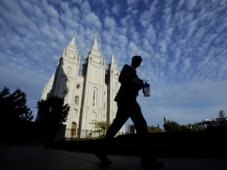 Mormon leader: Be kind to gays, but don't forget God's laws