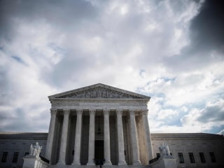 Senate GOP warns Supreme Court not to be 'cowed' by Democratic 'threats' in gun case