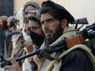 Proposed U.S. deal with Taliban uses name of insurgency's former 'emirate'