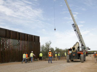Pentagon is moving $3.6 billion in military funding to build Trump's wall