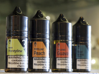Michigan bans flavored e-cigarettes to curb youth vaping epidemic