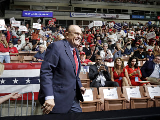 House Dems to probe Giuliani's efforts to get Ukraine to investigate Trump opponents