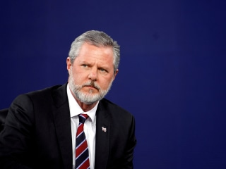 Jerry Falwell Jr. wants FBI to probe 'criminal conspiracy' against him