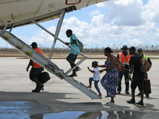 Trump admin won't give temporary protected status to Bahamian victims of Hurricane Dorian