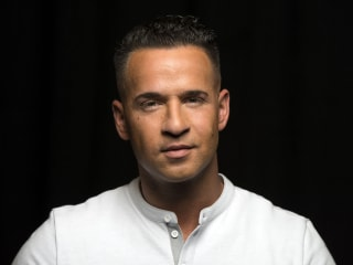 'Jersey Shore' star Mike Sorrentino freed from prison after tax-evasion conviction